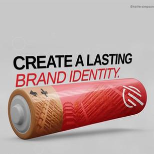 Create a Lasting Brand Identity.