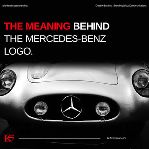 The meaning behind the Mercedes-Benz Logo