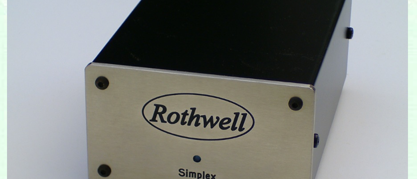 Rothwell Simplex - MM Phono Stage