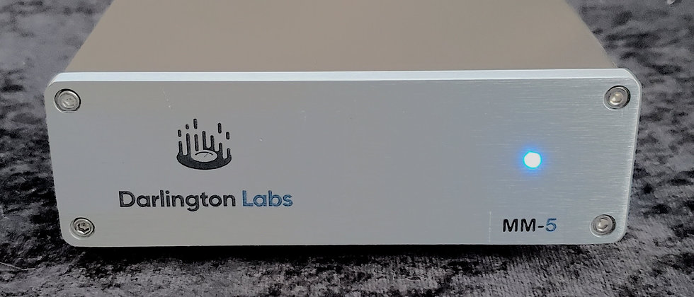 Pre-Phono Darlington Labs - USA
