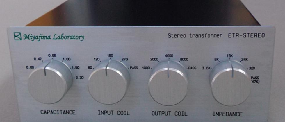 ETR -Stereo - Stepup Transformer