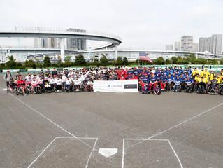 2018東京国際車椅子ソフトボール大会 抽選会 明日開催
