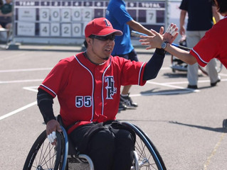 車椅子ソフトボールの魅力