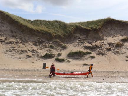 Nordmenn til Danmark for å lære å surfe med svensker…av Morten Husa