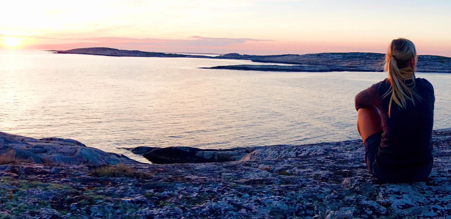 Utsikt i Bohuslän