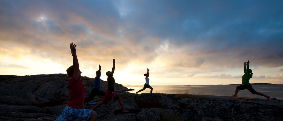 Yoga uomhus