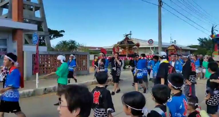 「豊年祭」が開催されました!
