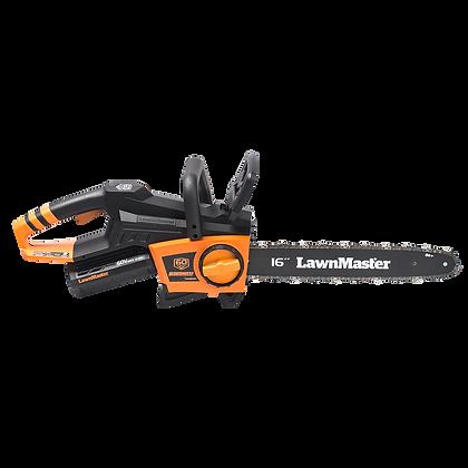 """60V 16"""" Brushless Chainsaw"""