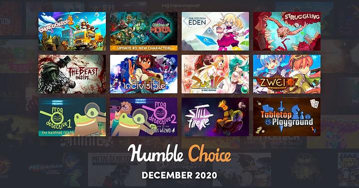 Humble Choice December 2020