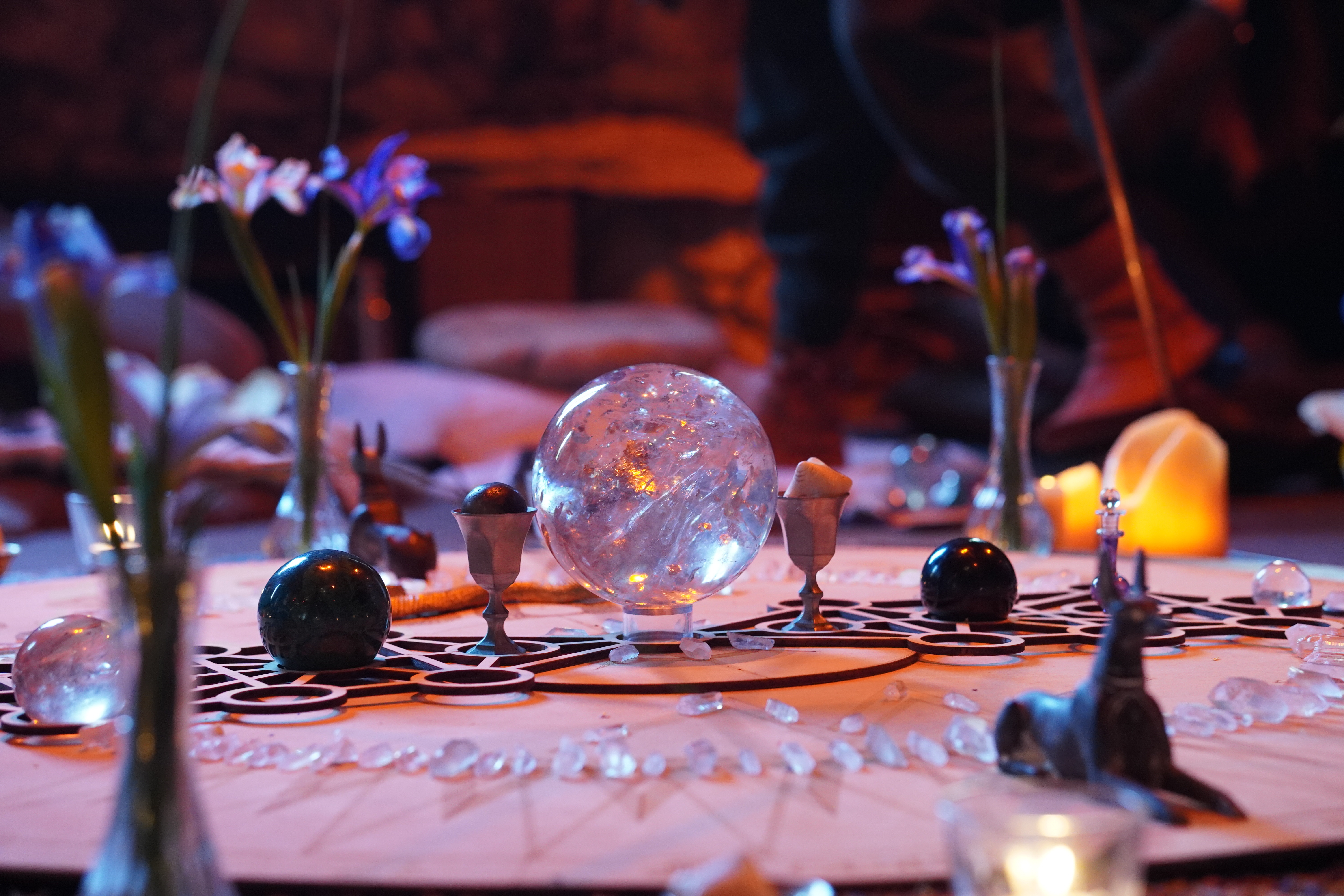 Oracle Divination Reading