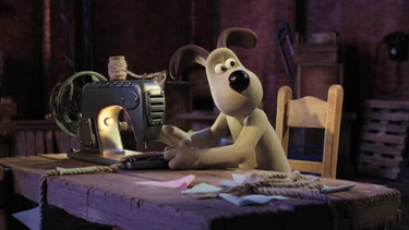 Wallace and Gromit 'National Trust'
