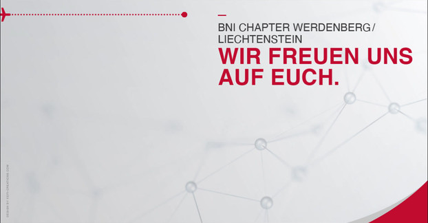 BNI Chapter Werdenberg / Liechtenstein