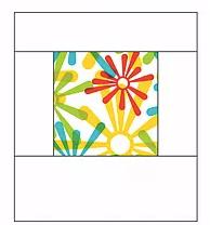Edmonton Modern Quilt Quild - Polaroid Block Contest