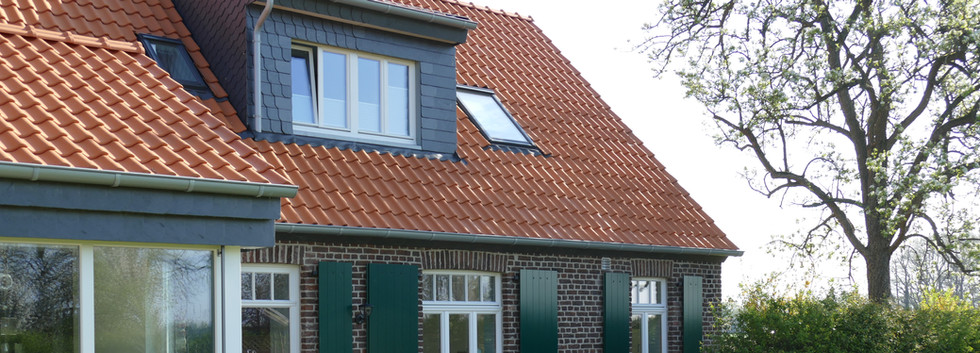 Bauernhaus mit Wintergarten