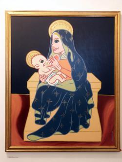Madonna del biberon