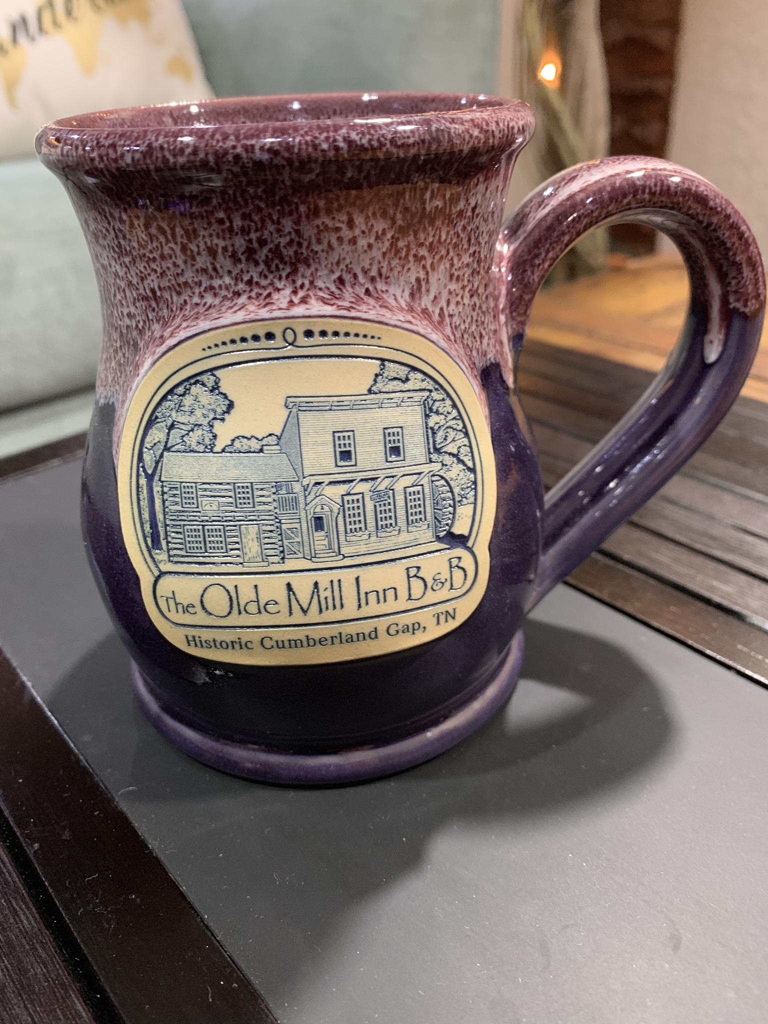 Olde Mill Inn Souvenir Mug