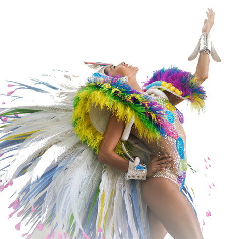 Zaira Cancino. Samba.