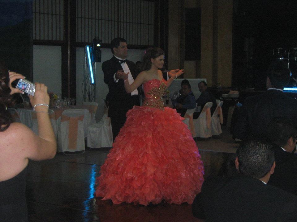 Coreografías para XV años y bodas