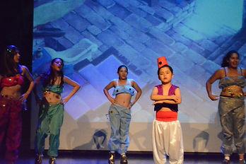 Curso de Verano Infantil - Artium Dance Center