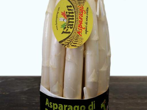 Asparagi di Badoere I.G.P Bianchi