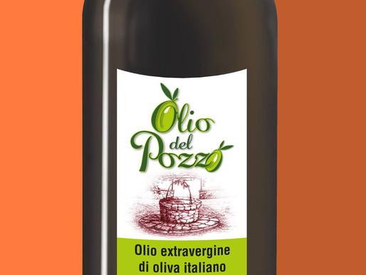 Olio Extra Vergine d'Oliva del Pozzo