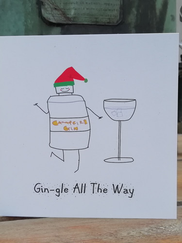 Gin-gle All The Way 1