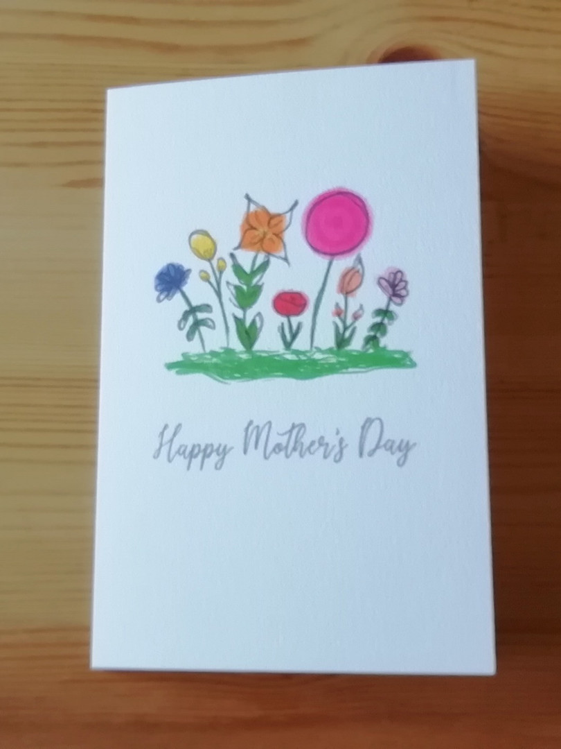 MOthers Day Digital Floral