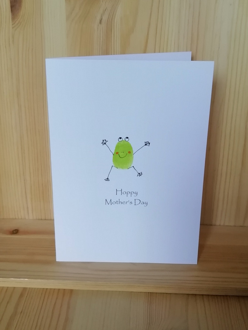 MOthers Day Frog