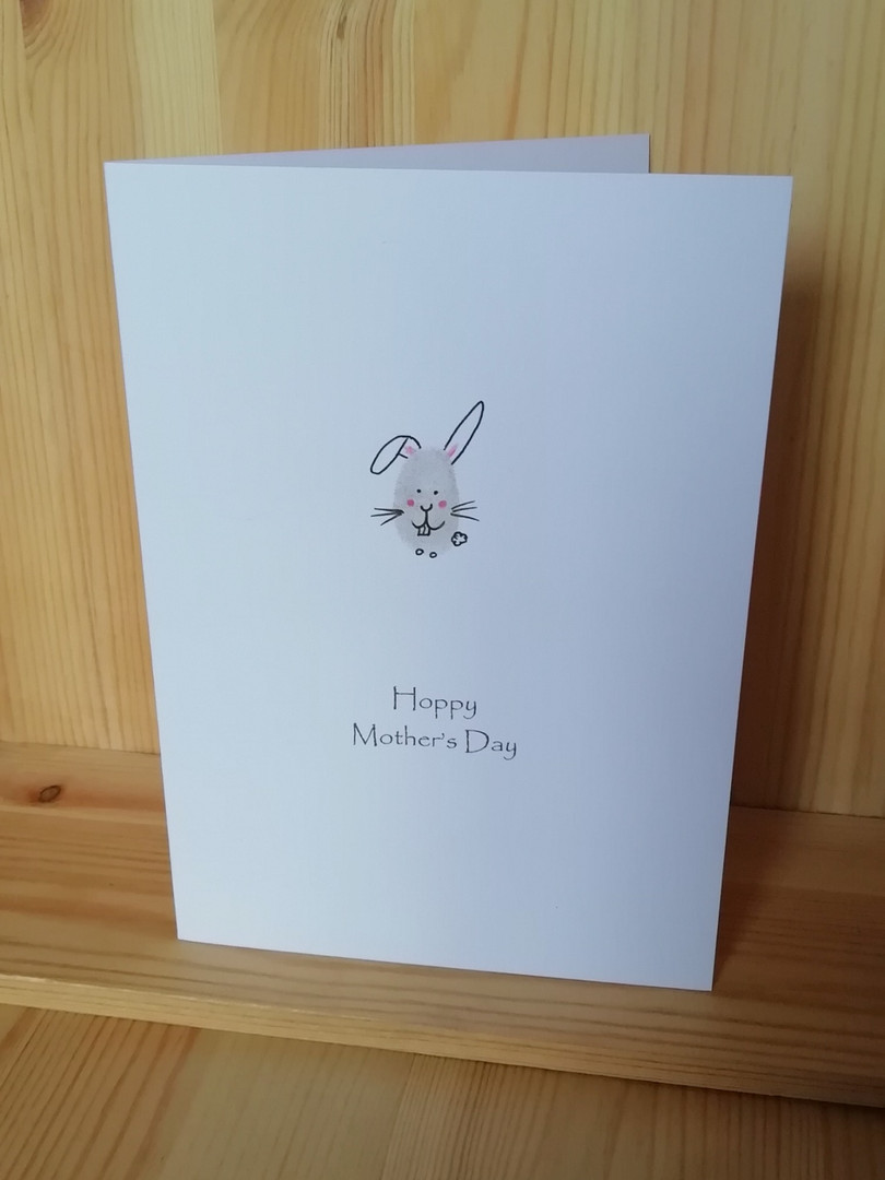 Mothers Day Rabbit