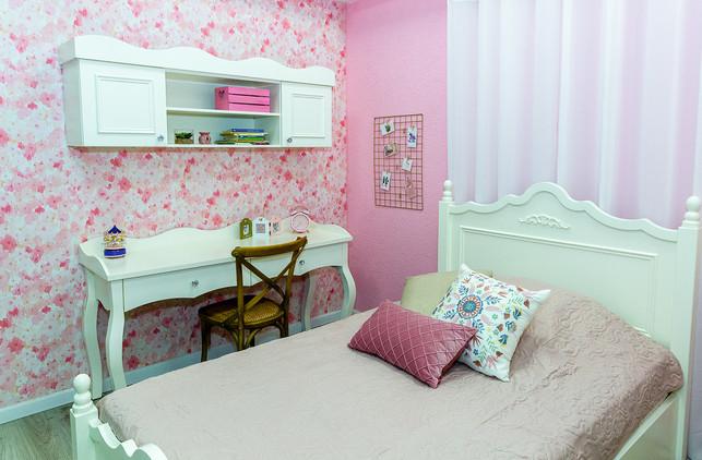עיצוב פנים לחדר ילדות
