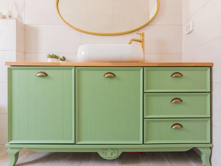 """דילמות בעיצוב אמבטיה- חדר אמבטיה בעיצובי במגזין """"בניין ודיור"""""""