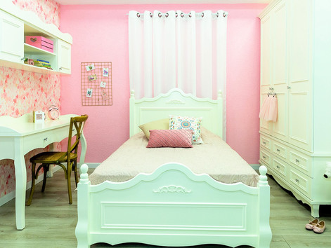 עיצוב חדר נסיכה