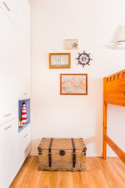 עיצוב חדר בסגנון ים