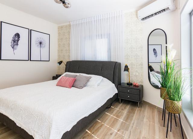 עיצוב חדרי שינה בדרום