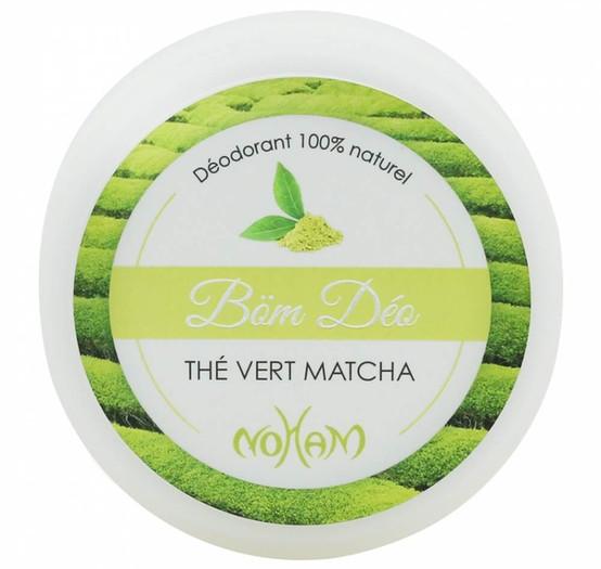 16,50€ - Böm-déo thé vert Matcha