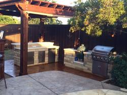 outdoor kitchen-dallas