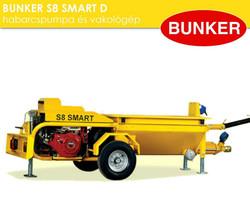 S 8 SMART (à vis)