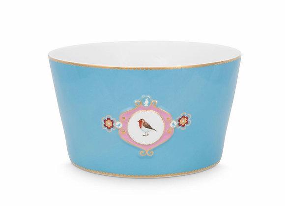 Love Bird Kase 15 cm, Mavi