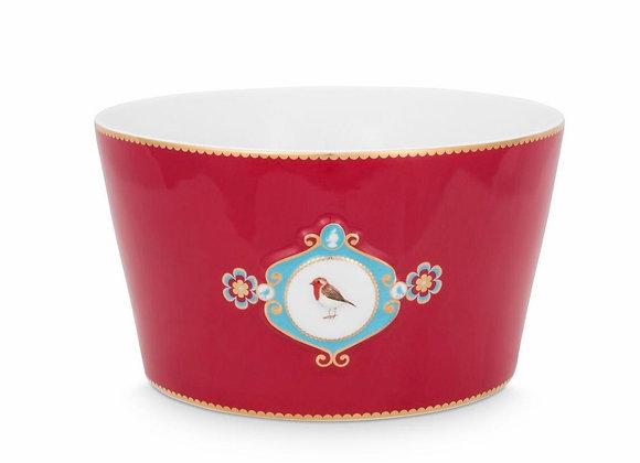 Love Bird Kase 15 cm, Kırmızı