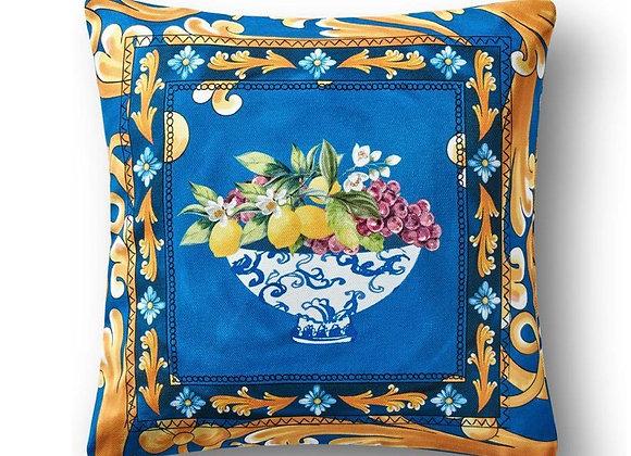 Capri Yastık Mavi 43*43 Cm