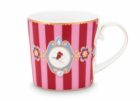 Love Bird Mug, Kırmızı/Pembe