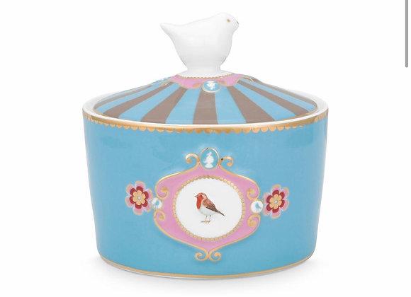 Love Bird Şekerlik, Mavi