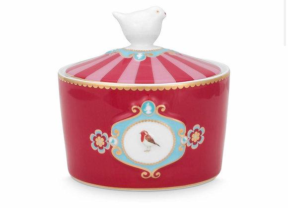 Love Bird Şekerlik, Kırmızı
