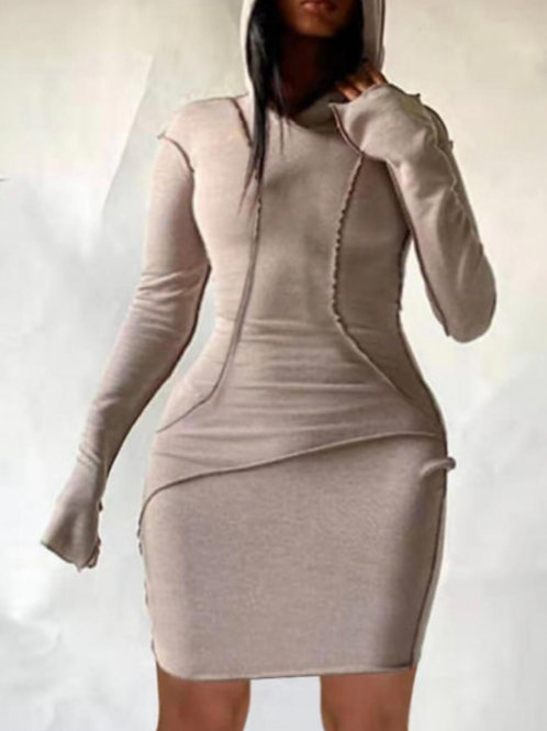 INSIDE OUT DRESS
