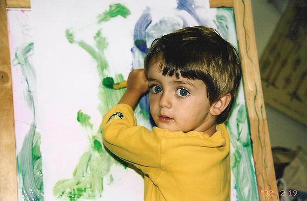 Aiden-Keltner-Baby-Photo - Aiden Keltner
