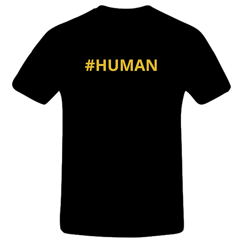 #HUMAN T-SHIRT