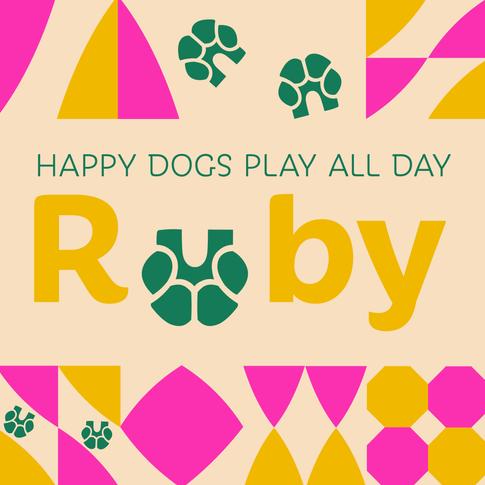 Ruby Dog Toys