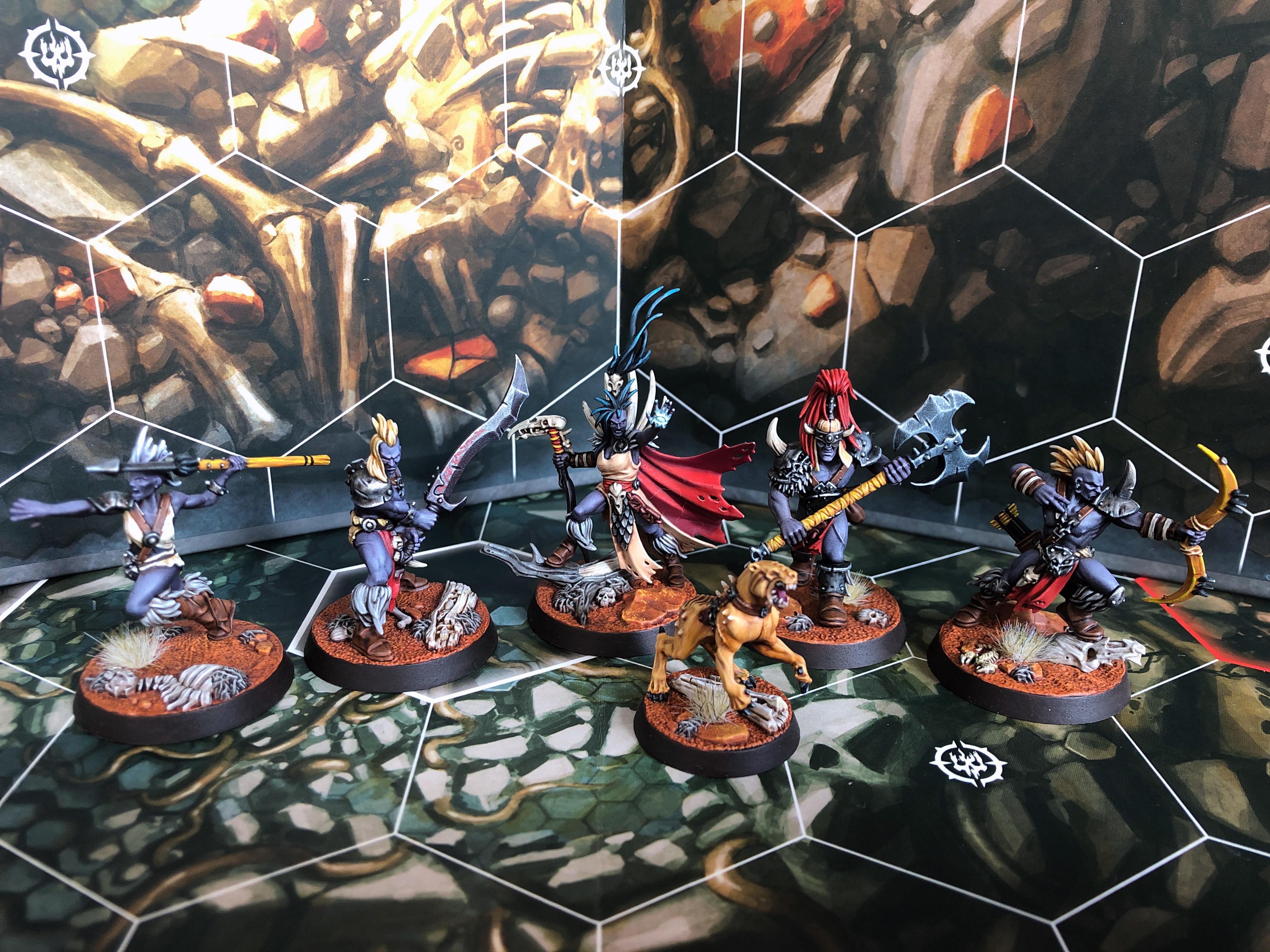 Godsworn Hunt Down Under