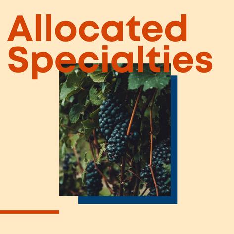 Allocated Specialties Social Media Example