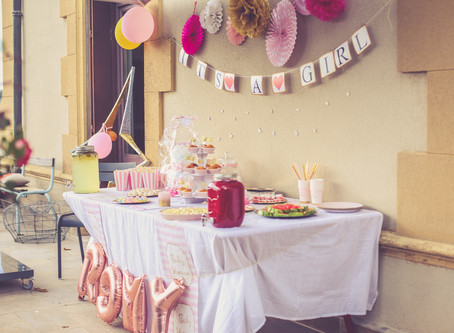 Baby Shower - It's a Girl ♡